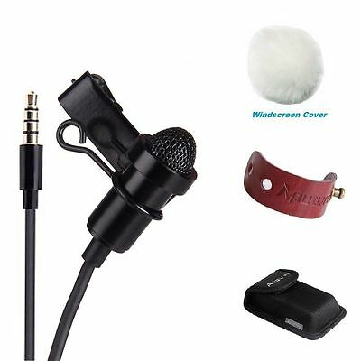 Aputure A.lav ez Omnidirectional Lavalier Microphone MIC for SmartPhone Tablet