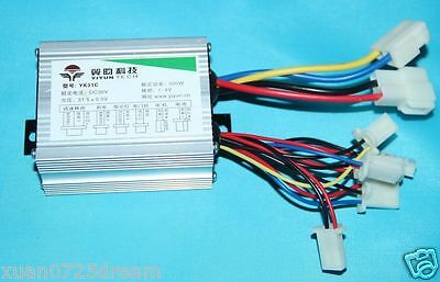 500W 36V DC motor brushed speed controller for Electric bike scooter controlador