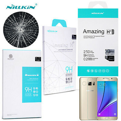 NILLKIN 9H/9H+/9H+ PRO Tempered Glass Screen Protector For Samsung Galaxy