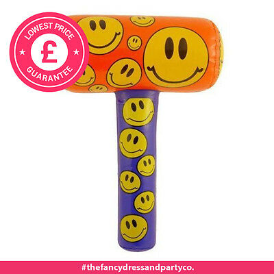 Inflatable Smile Mallet Soft 48cm Fancy Dress Prop Stag/Hen Night Birthday Fun