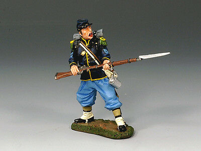 King (and) & Country CW031 - Union Standing Ready - Retired