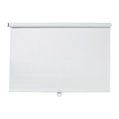 TUPPLUR Block-out roller blind, white