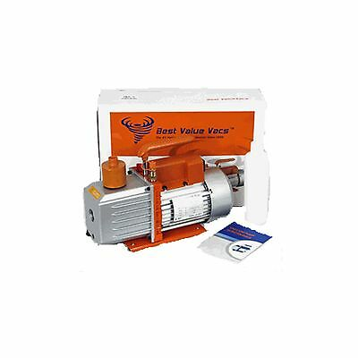 Best Value Vacs Brand 7 CFM Two Stage Vacuum Pump