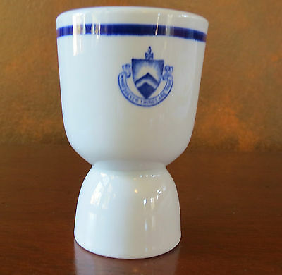 Hill School Pottstown PA Whatsoever Things Are True Double Egg Cup(s)