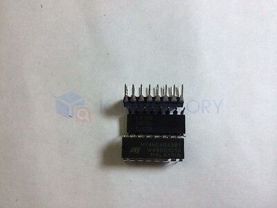 5Pcs M74Hc4543B1 Bcd To 7 Segment Latch/decoder/lcd Driver