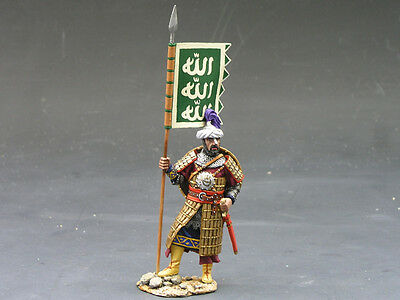 King and (&) Country MK039 - Saracen Flagbearer - Retired