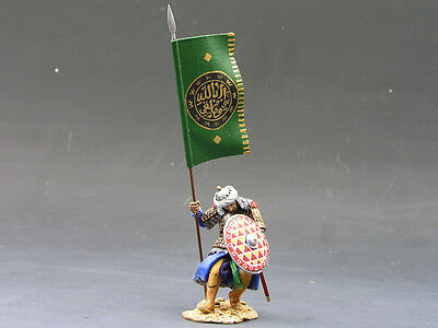 King and (&) Country MK041 - Wounded Saracen w/Flag - Retired