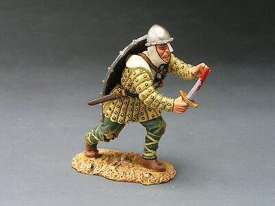 King and (&) Country MK047 - Man-at-arms w/ Dagger - Retired