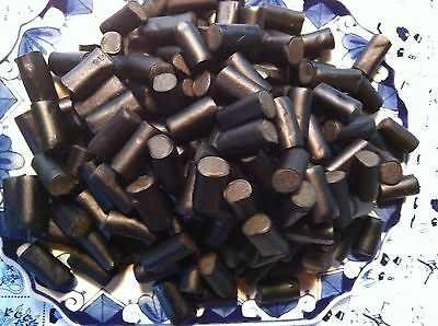 Dutch Licorice Drop Rockies BIG 1 Kg  bag