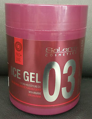 SALERM ICE GEL 500 ml CERA CAPILAR. 03 PROLINE