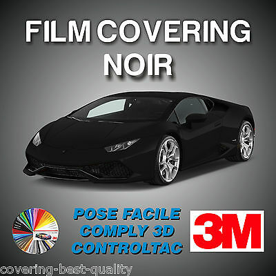 Film covering Noir 3M SC1080 - Total Covering Wrapping Cover Decals Aufkleber