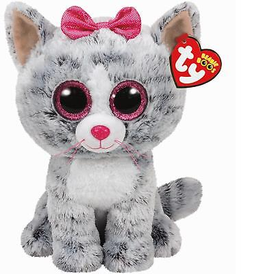 Ty Beanie Babies 37075 Boos Kiki the Cat Boo Buddy
