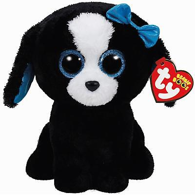Ty Beanie Babies 37076 Boos Tracey the Dog Boo Buddy