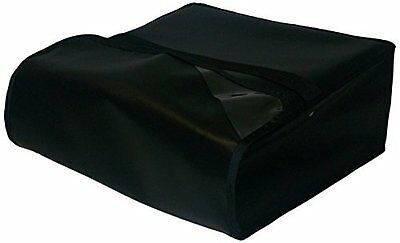 "TCB Insulated Bags PK-316-Black Insulated Pizza Delivery Bag, Holds 3 Each 14"" x"