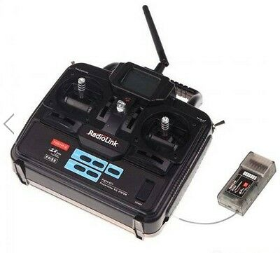 Radiolink 6Ch Transmitter And Receiver For Drones And Rc Products
