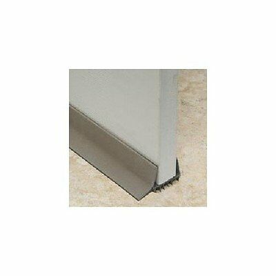 "THERMWELL UDB77 Slide-On Door Sweep, 36"", Brown"