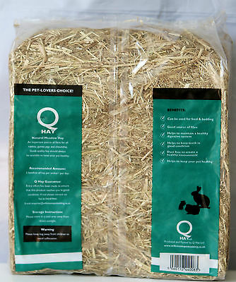 Natural Meadow Hay Pet Bedding Rabbit Guinea Pig Chinchillas Small Pets 800g