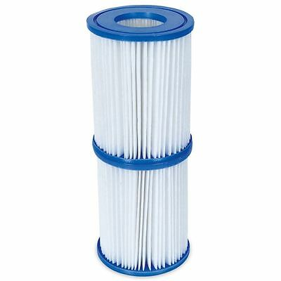 Bestway Filter Cartridge Size Lay-Z-Spa Swimming & Paddling Pool Cleaning Filter