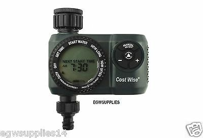New Programmable Digital Automatic Garden Watering Irrigation Hose Tap Timer