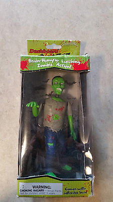 Dashboard Zombie Bobble Head! Nib!!! Price Drop! Wow Scary Horror Action!!
