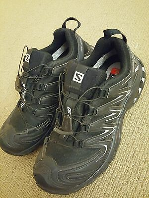 Used Womens Salomon Hiking Boots Size US 7.5
