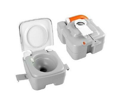 Camping Toilet Weisshorn 20L Portable Travel Camping Toddler Freshwater Tank