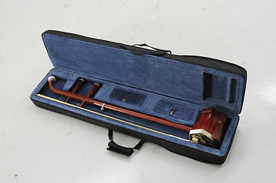 Chinese  World Musical Instrument  Traditional strings  Violin + Erhu Box