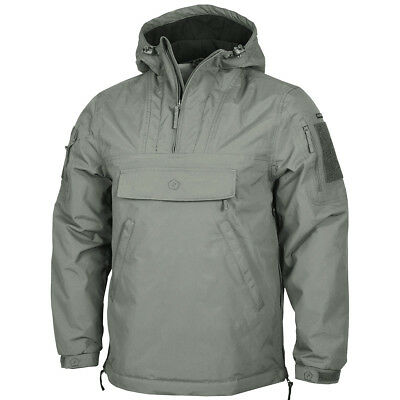 6140ee9df1d Pentagon UTA Tactical Anorak Covert Soft Shell Hunting Mens Jacket Grindle  Green
