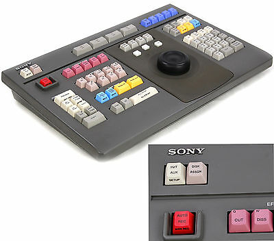 Sony Bke-2010 Video Editing Keyboard Panel Controller #i201