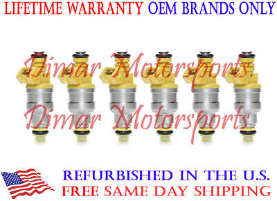 OEM Bosch Fuel Injector 1 0280155746 Rebuilt by Master ASE Mechanic USA