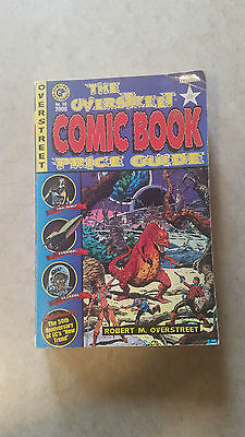 OVER STREET COMIC BOOK PRICE GUIDE #30 Anniversary year 2000 USED. PRICE DROP!!!