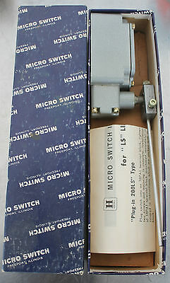 Honeywell Microswitch 1Ls47 Limit Switch Actuator Style  New