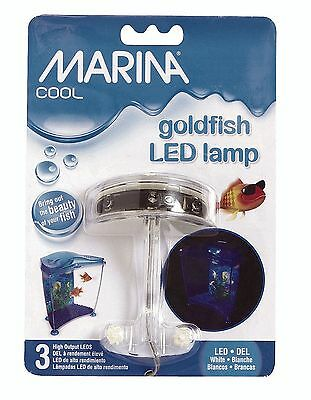 Hagen Marina Goldfish White LED Lamp Aquarium Light Fits Marina and Elite Cool