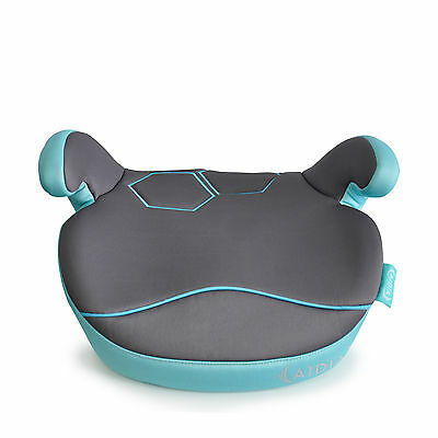 Backless Booster Car Seat Safety Travel Forward Baby Youth Toddler Comfortable
