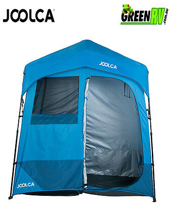 Joolca Ensuite 2 Room Outdoor Shower Tent Caravan Camping Hottap HWS Accessory
