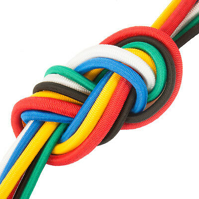 12mm BUNGEE CORD bungie elastic rope shock flexible durable abrasion resistant
