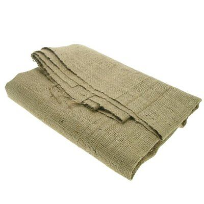 Hessian for Rug Making 2 Metres Natural Upholstery Supplies