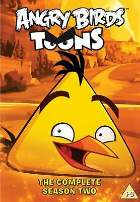 Angry Birds Toons: The Complete Season 2 [DVD]
