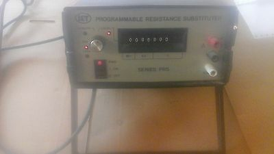 IET LABS INC PRS-201-IEEE Programmable Resistance SUBSTITUTER Decade Box