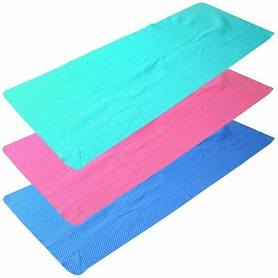 Instant Cooling Towel Sports Gym Drying Sweat Refresh Pets Baby Absorb Dry Case
