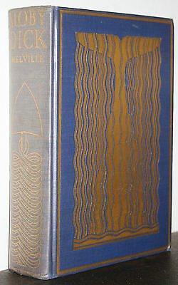 Melville Moby Dick or the Whale illustrated by Rockwell Kent Garden City 1937