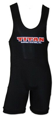 Titan Classic Powerlifting Singlet - IPF Legal - Raw Powerlifting