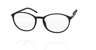 4d343cf0a67a Silhouette Eyeglasses SPX ILLUSION FULLRIM 2889 605 black 2889-6050-51MM
