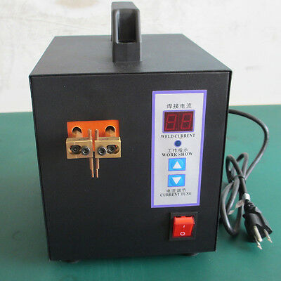 KAYI 110V Hand-held Spot Welder Machine Welding for Power / Mobile Phone Battery