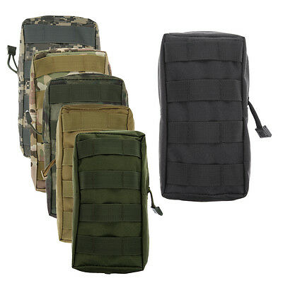 Airsoft Molle Tactical Medical Military First Aid Nylon Sling Pouch Bag Case New