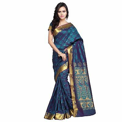 Indian Pakistani Bollywood Saree Ethnic Party Wear Designer Sari Wedding sa 3988