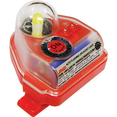 Lifejacket Emergency light Water-activation automatically SOLAS Approved x 12