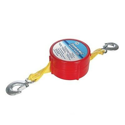 automatic Tow rope Automatic Catchment 2T Forged steel hook Tow strap