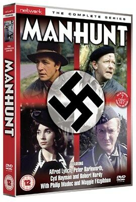 Manhunt: The Complete Series (Box Set) [DVD]