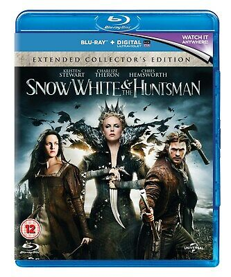 Snow White and the Huntsman: Extended Version (with UltraViolet Copy) [Blu-ray]